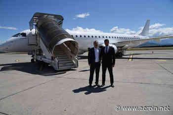 Air Montenegro vai alugar um Embraer E190 por não conseguir usar um E195 - AEROIN