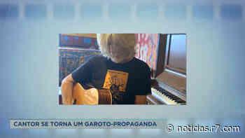 A Hora da Venenosa: Oswaldo Montenegro lança série de blusas - HORA 7