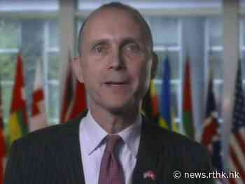 US consul hits out over 'foreign forces' crackdown - RTHK - RTHK