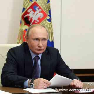 Poetin: 'Relatie met VS onder Biden slechter dan ooit'