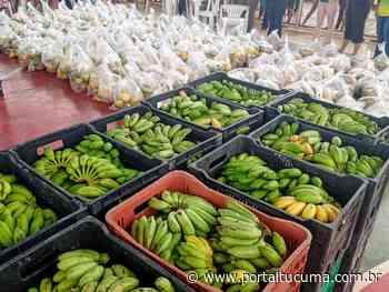 Produtos da agricultura familiar são entregues em Itacoatiara para pessoas em vulnerabilidade social - Portal Tucumã