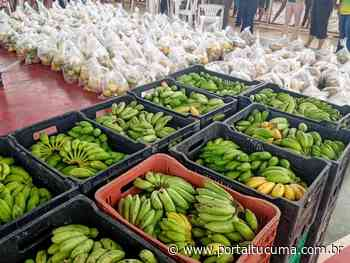 Governo do Amazonas realiza entrega de produtos da agricultura familiar em Itacoatiara - Portal Tucumã