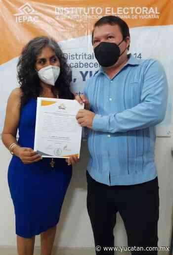 Serán las diputadas de Tecoh e Izamal - El Diario de Yucatán