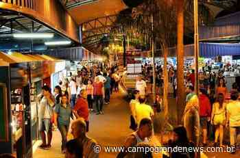 Feira Central não vai abrir durante período de restrições em Campo Grande - Campo Grande News