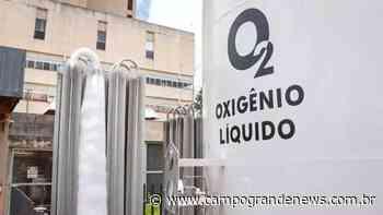 Após instabilidade, HR prepara troca da rede de oxigênio - Campo Grande News
