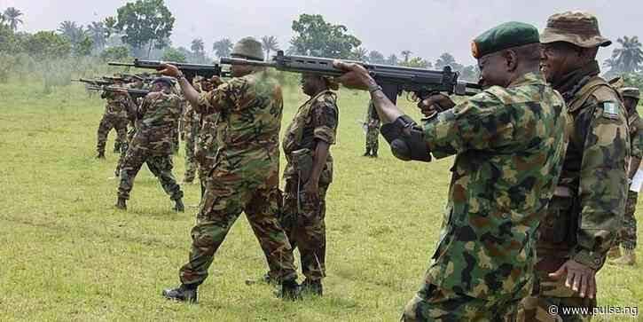 Army to conduct shooting exercises in Rivers, urges residents not to panic