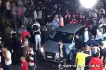 Angri, giovani assembrati in piazza fino a dopo il coprifuoco e senza mascherina - L'Occhio di Salerno