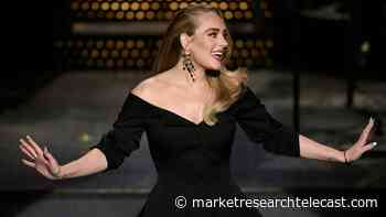 Adele joined the latest fashion trend and hardly anyone noticed - Market Research Telecast