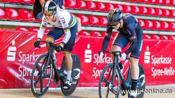 Radsport Großer Preis in Cottbus: Levy siegt mit lautem Knall - Niederlage für Hinze - Lausitzer Rundschau
