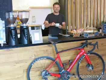 Daniel Federspiel vereint seine Radsport-Leidenschaft mit der eines Cafetiers: Mit Kaffee im Blut auf Titeljag - meinbezirk.at