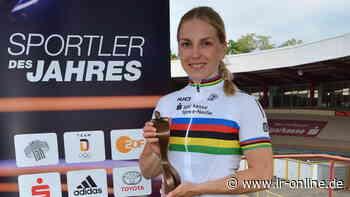 Radsport: Emma Hinze wird schon vor Olympia ausgezeichnet - Lausitzer Rundschau