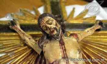 Obra será devolvida à comunidade de Ouro Branco / Itatiaia - Estado Atual