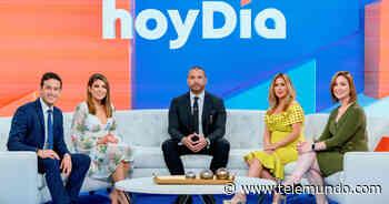 """Rafael Amaya rompe el silencio: """"estaba perdido"""" (entrevista completa) - Telemundo"""