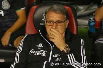 Martino rompe el silencio sobre la convocatoria de Funes Mori - Yahoo Deportes