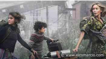 El terror acecha en 'Un lugar en silencio 2' - El Comercio - El Comercio (Ecuador)