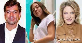 Andrea Noli rompe el silencio sobre Jorge Salinas: es un padre ausente para su hija - Quién