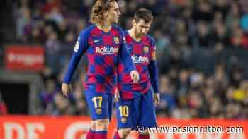¡Rompió el silencio! Griezmann hablo sobre Lionel Messi - PASIÓN FUTBOL