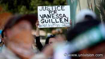 """""""¿Quiénes los protegen?"""" Rompe el silencio el novio de la soldado hispana Vanessa Guillén - Univision"""