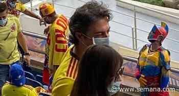 Daniel Quintero rompe el silencio tras su polémico viaje al partido de la Selección Colombia en Barranquilla - Semana