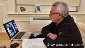 El Municipio conmemoró un nuevo aniversario de General Pacheco en un encuentro virtual con instituciones de la localidad - noticianorte
