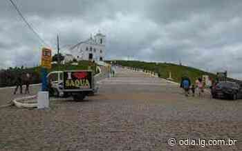 Fim de semana em Saquarema será de tempo frio e instável - O Dia