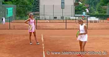 TuS Neunkirchen startet am Sonntag in die Saison der Tennis-Oberliga - Saarbrücker Zeitung