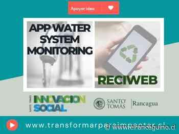Dos proyectos rancagüinos postulan en el Concurso de Innovación Social Santo Tomás - El Rancagüino