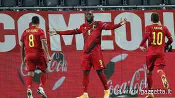 "Belgio all'esordio col totem Lukaku. Mourinho: ""È il suo momento"""