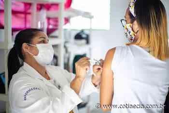 Cotia anuncia para sábado (12) vacinação de profissionais da educação e grávidas sem comorbidades - Cotia e Cia