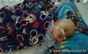 Bebê de Cotia com leucemia rara precisa de R$ 4 milhões para fazer tratamento nos EUA - Cotia e Cia