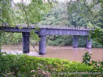 Growing frustration over popular bridge near Ross-on-Wye