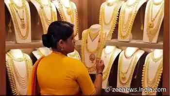 Gold Price Today, 12 June 2021: Gold retailing at Rs 47,900 in Delhi, check prices in your city