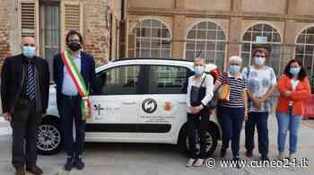 Benevagienna dona un'auto al Distretto di Fossano-Savigliano - Cuneo24