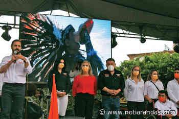 Multitudinario cierre de campaña de Movimiento Ciudadano - NotiArandas