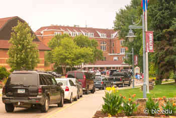 All-Campus Move-In - BLC News & Events