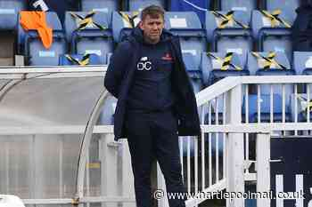 Dave Challinor discusses Stockport County supporters and why Hartlepool United are 'second favourites' going into National League play-off semi-final - Hartlepool Mail
