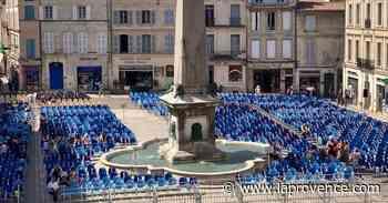 Arles : le public de la Reine commence à s'installer - La Provence
