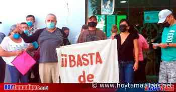 """""""Truenan"""" derechohabientes del Issste en Ciudad Victoria por la falta de medicamentos - Hoy Tamaulipas"""