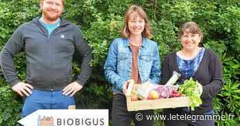 Plabennec - À Plabennec, la plateforme de vente de produits fermiers en ligne BioBigus fête son premier anniversaire - Le Télégramme