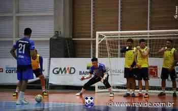 Futsal Ribeirão vence Serrana com goleada de 6 a 0 - Revide