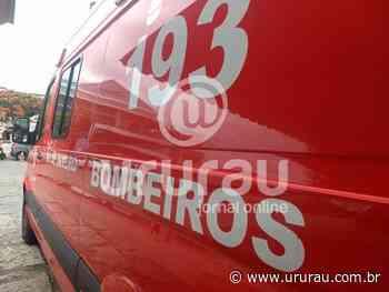 Colisão entre carro e moto deixa vítima, em Sapucaia - Portal Ururau - Ururau
