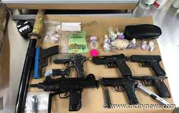 Port Coquitlam woman released as RCMP investigate seized fentanyl, imitation firearms - The Tri-City News