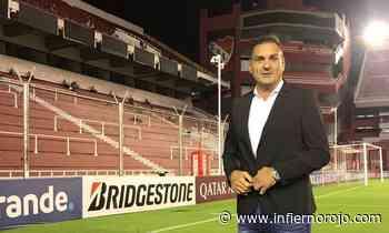 Islas recordó con cariño al Rojo – Todas las noticias de Independiente | InfiernoRojo.com - IR Media