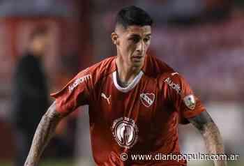 Independiente no negociará la renovación de Pablo Hernández - Popular