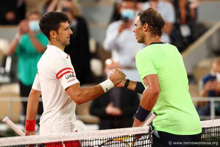 Rafael Nadal: 'I have to give credit to Novak Djokovic, there are no excuses'