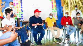 Gobernador de Sucre se comprometió a designar alcalde encargado en San Onofre - EL HERALDO