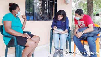 Sucre inició la validación social para beneficiarios de vivienda rural - EL HERALDO