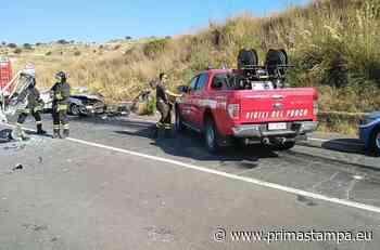 Terribile incidente mortale poco fa sulla Catania-Gela, polizia Caltagirone sul posto: giovane perde la vita - PrimaStampa.eu