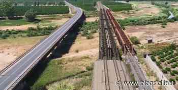 Lavori sulle tratte ferroviarie Palermo-Catania-Siracusa e Catania-Caltagirone - BlogSicilia.it