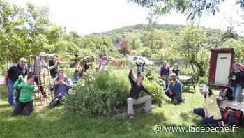 Figeac. Un rendez-vous au jardin très convivial - LaDepeche.fr